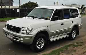 2000 Toyota LandCruiser Wagon Point Vernon Fraser Coast Preview