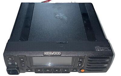 Kenwood Uhf Digital Transceiver Model Nx-5800-k2 Working Radio Incnxdn Trunking