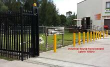 Security Bollard Safety Yellow for Industrial & Commercial Yennora Parramatta Area Preview