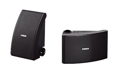 Yamaha Ns-aw992 8 All Weather Speakers - Black (pair)