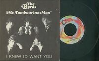 The Byrds -mr. Tambourine Man -i Knew I'd Want You -  - ebay.it