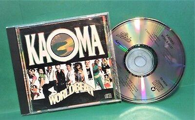Usado, World Beat by Kaoma (CD, Dec-1989, Epic (USA) comprar usado  Enviando para Brazil