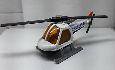 Matchbox  Rescue Helicopter Moving Parts MACAU /1982 LOOSE