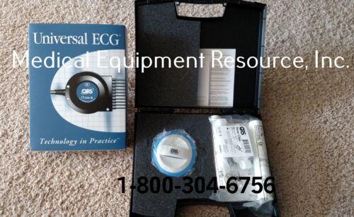 QRS EKG and Orbit Spirometer Combo