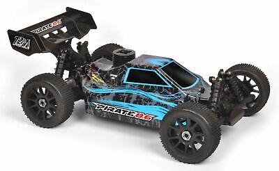 T2M T4794BU Pirate 8,6 4WD RC Verbrenner Buggy RTR Fernsteuerung 3,5 ccm³