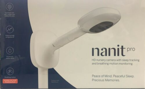 Nanit Pro Camera and Wall Mount (N311) (BR6)