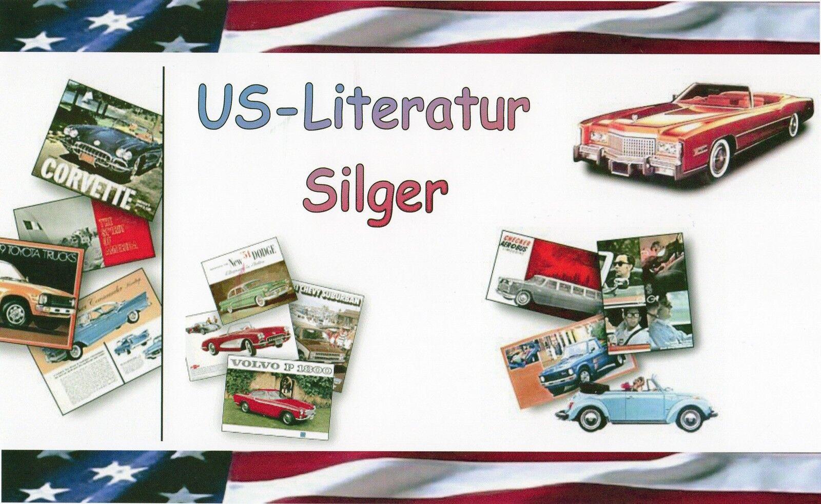us-literatur-silger