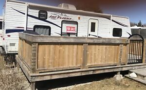 2010 Jayco Travel Trailer