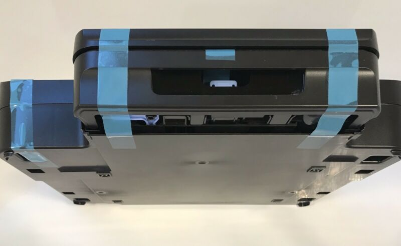 HP Officejet Pro 8600 Premium 250 Sheet 2nd Paper Feeder Tray CN548-80006 CN548A