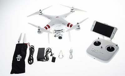 DJI Phantom 3 Standard Quadcopter FPV Drone 2.7K 12M HD Camera & 3-Axis Gimbal