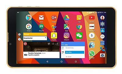 DOMO Slate S7 4G Calling Tablet PC with VOLTE, GPS, Bluetooth, 1GB RAM, Dual SIM, used for sale  MUMBAI