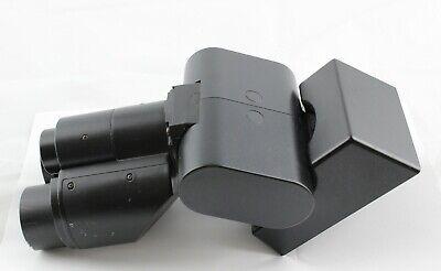 Olympus U-tbi Ergonomic Tilting Binocular Head Bx 2 Microscope