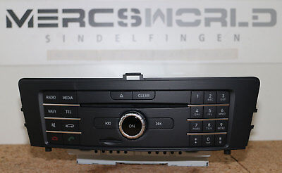 Mercedes Comand APS NTG 5 A1669005219 GLE W166 GLS X166 Head Unit C292 Coupe