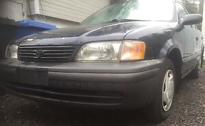 Toyota Tercel 1999 (4-door) Manual