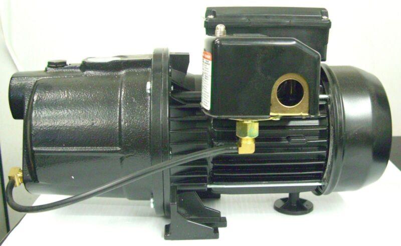 Dayton 4TB33 Jet Pump 3/4HP 1 Phase 8.6 AMPS 60Hz 115V NIB NEW