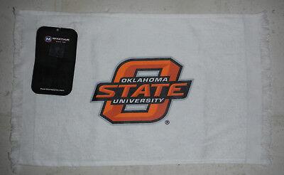 NWT Oklahoma State University OSU Cowboys NCAA Golf Workout Sports Fan Towel