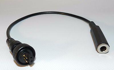 Headphone Adapter only For Garrett AT4 Beach Hunter