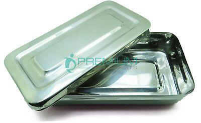 Dental Instruments Sterilization Box 8 X 4 Surgical Sterilizing Instruments