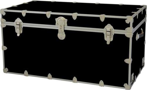 Rhino Storage Trunk Footlocker 40x22x20 for Camp, College & Dorm. USA Made