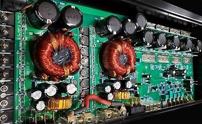 CM-A30th2.5K CRITICAL MASS BASS AUDIO MONO AMPLIFIER AMP 2500 WATT BEST JL