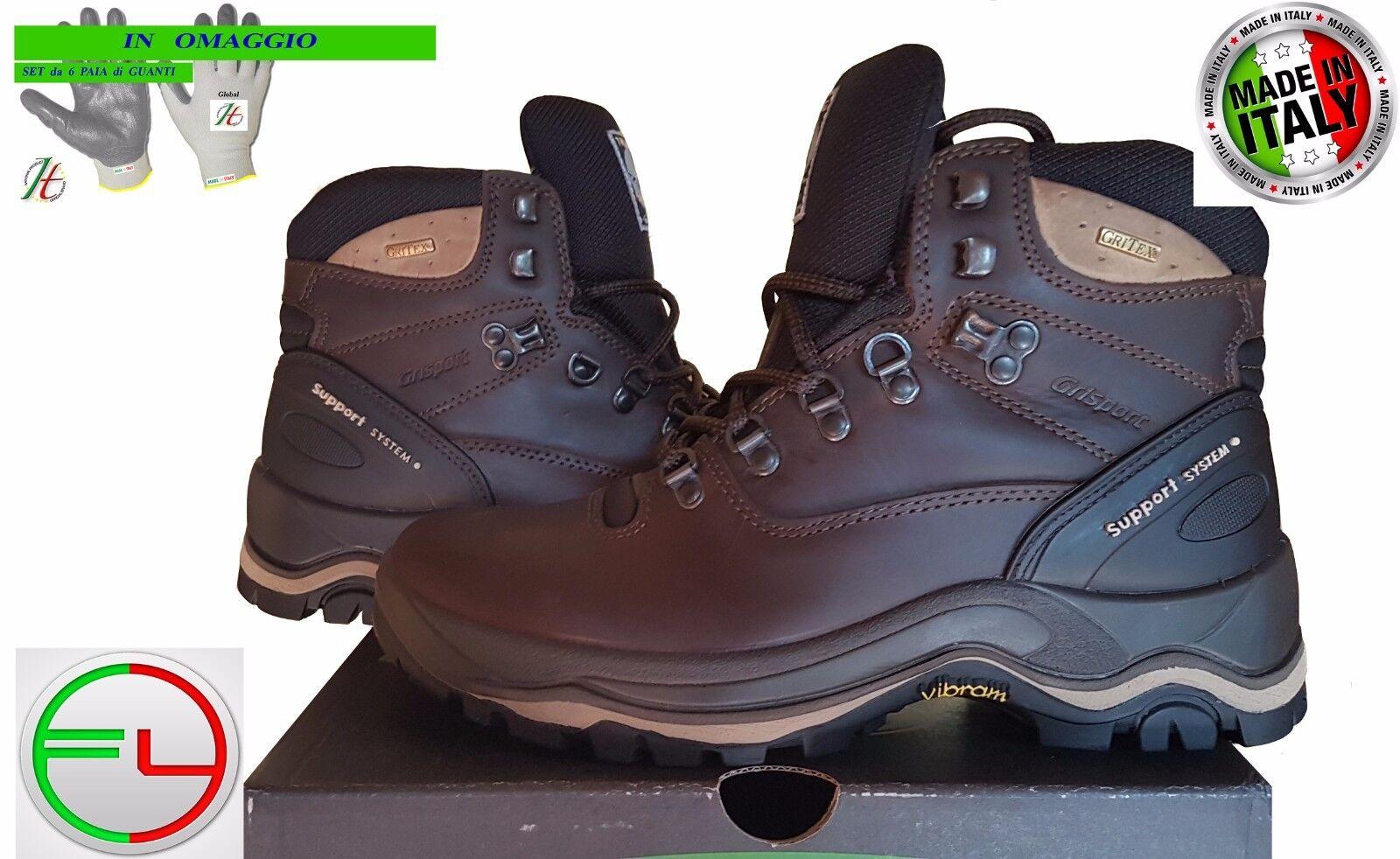 Promozione Occasioni Speciali eBay.it Scarponi Scarpe Scarpa Trekking Grisport 11205 Sportiva Escursioni Caccia