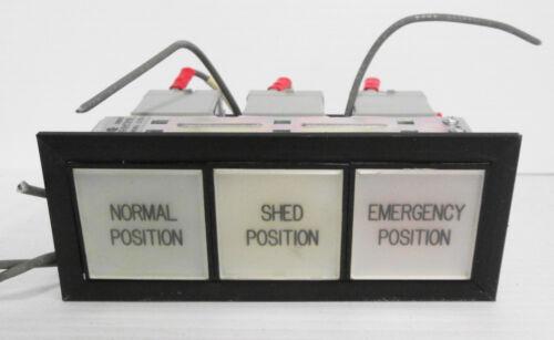 Idec SLC40N-0103-DHT2FB LED Annunciator