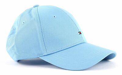 TOMMY HILFIGER Classic BB Cap Cap Accessoire Alaskan Blue Blau Neu Blue Bb
