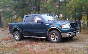 2006 F-150 4x4 $4250 obo, or trade for tractor or wheeler.