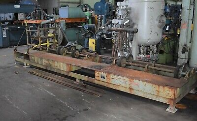 7500 Lb X 18 Ransome Unitized Frame Turning Rolls Wheath Orbital Welder 28804