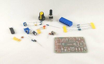Monolithic Function Signal Generator - Diy Kit