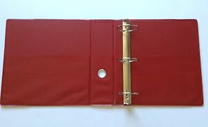 Hilroy 3 inch binder with 4 pockets