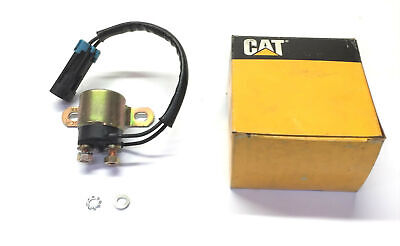 Caterpillar Cat Oem Air Inlet Heater Magnetic Switch Assembly 3e-0074 Nos