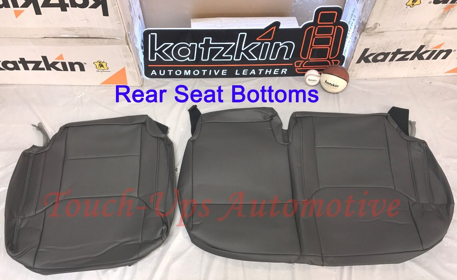 2014 2015 2016 2017 toyota tundra crewmax katzkin charcoal leather seats new sr5. Black Bedroom Furniture Sets. Home Design Ideas
