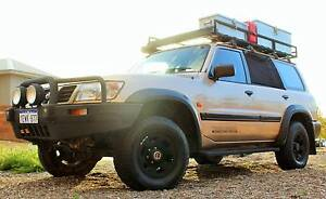 1998 Nissan Patrol GU ST Wagon diesel 1998 6cyl 2.8L Success Cockburn Area Preview