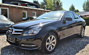 Mercedes-Benz C 220 CDI BE Coupe NAVI-KLIMA-PANO-PDC-ALU