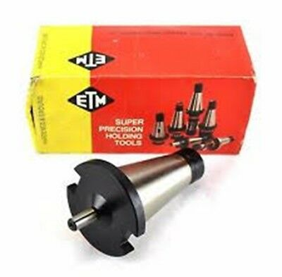 New Etm 644004 Nmtb40 4jt Drill Chuck Arbor