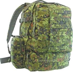 New - CANADIAN MILITARY DIGITAL CAMO ASSAULT PACK - IDEAL FOR ALL YOUR PAINTBALL AND AIRSOFT GEAR !!!!