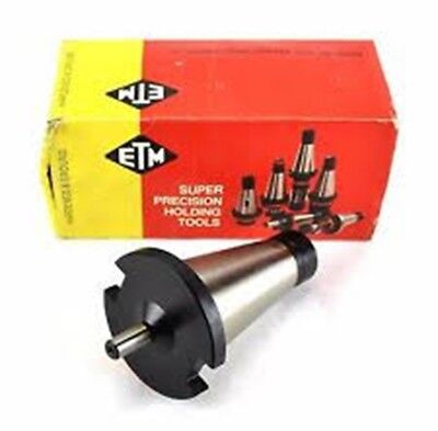 New Etm 644003 Nmtb40 3jt Drill Chuck Arbor