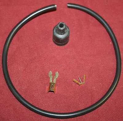 Maytag Gas Engine Motor Model 92 Spark Plug Wire Ends