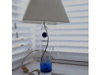 Ciroc Blue Snap Frost Vodka Bottle Decorative Electric Table Lamp
