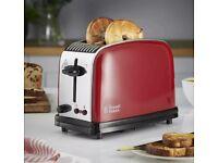 Russell Hobbs Toaster (Brand New)