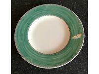 Wedgwood Sarahs Garden side plates x 8