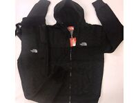 Men north face tracksuit