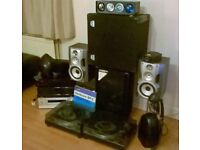 amazing dj setup for sale £295 ono