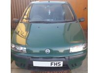 Fiat Punto 67000mls with full service history