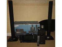 Samsung DVD home cinema system