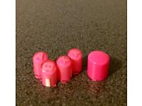 Xbox 360 Pink ABXY Buttons & Home Button