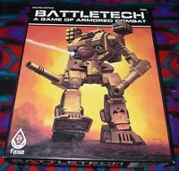 BATTLETECH  1604 - PARTIALLY PUNCHED - AWESOME CONDITION
