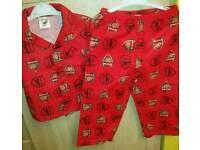 New Arsenal Pyjamas