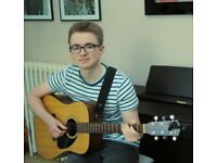 Beginner Guitar tuition in Brighton